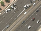 Crash closes EB US-60 at Mesa Drive