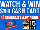 Win a $100 Circle K cash card!