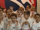 Small Stars: Meet these super-young karate kids