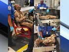 TSA scans scary dead body movie prop in Atlanta