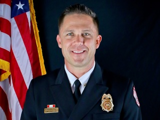 Chandler names its new Fire Chief