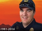10AM: Fallen Phoenix officer to be laid to rest