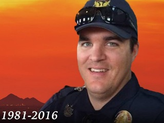 LIVE VIDEO: Fallen officer to be laid to rest