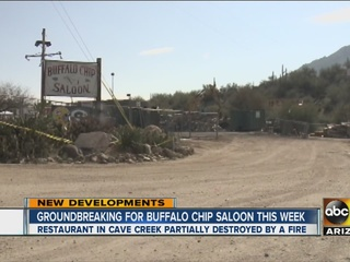 Buffalo Chip Saloon to start rebuilding in June