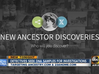 What? Some websites store DNA, PD can request it