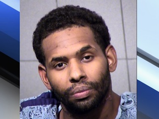 Man booked into jail after Goodyear PD shooting