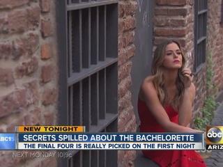 What?! 'Bachelorette' winner spills show secret