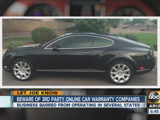 States say business operating illegally