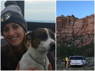 Woman who fell from 100-foot AZ cliff speaks out