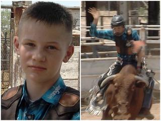 Teen AZ bull rider raising $ to go to nationals