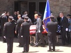 'Larger than life' Phoenix officer laid to rest