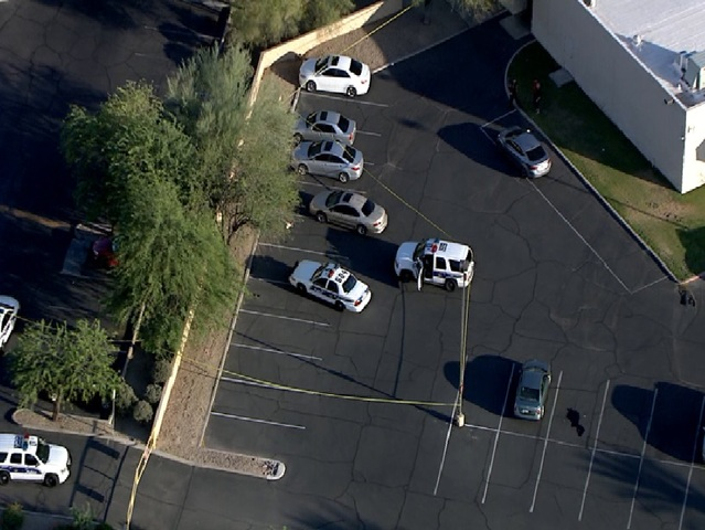 PD: Two people shot in south Phoenix