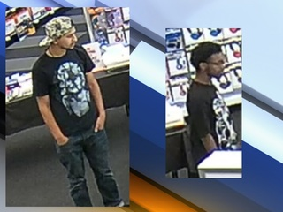 PHX PD looking for 2 who robbed Radio Shack