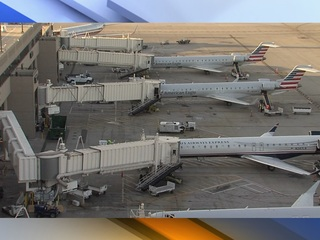 Sky Harbor worker run over by equipment