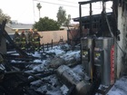 PHX FD puts out fire that damaged shed, house