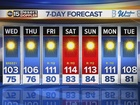 FORECAST: Excessive Heat Warning