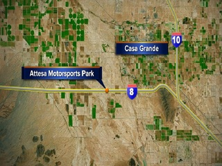 Brand new race track coming to Casa Grande