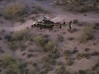Missing hiker found safe N. of Apache Junction