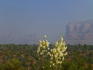 Sedona residents air concerns over serious smoke