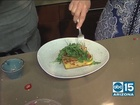 Chef Joe prepares a variety of dishes