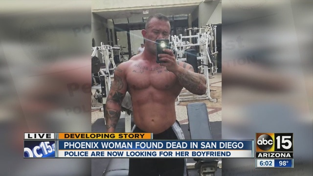 Woman killed in San Diego is Phoenix resident Krystal Mitchell