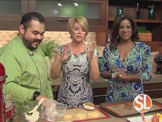 Get recipes from Chef Anthony Serrano