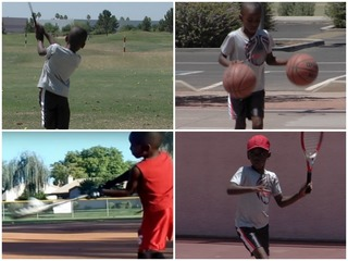 Small Stars: 8-year-old is a multi-sport phenom!