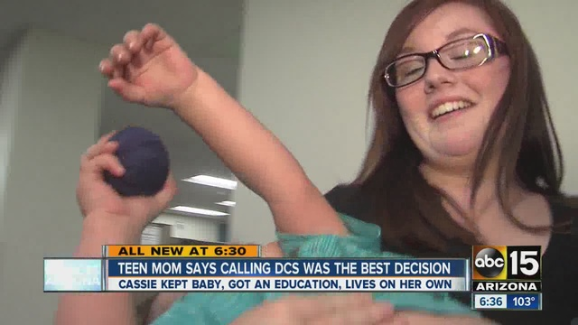 Her Decision Teen Mom 42
