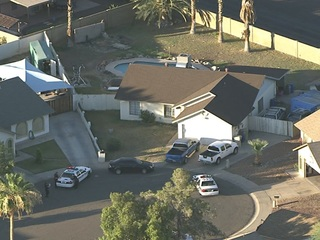 Two-year-old girl drowns in Glendale