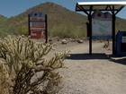 Dogs banned from PHX trails during extreme heat