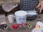 Terri and Susan make custom ice cream