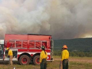 Cedar Fire grows to more than 45k acres