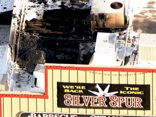 Attic fire ignites at Silver Spur in Cave Creek