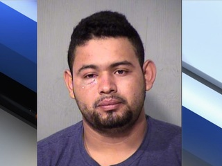 Phoenix residents capture man exposing himself