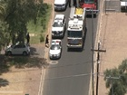 Phoenix PD investigating shooting at home