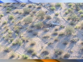 Two men killed in Mohave Co crash ID'd