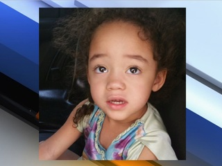 Toddler found in Glendale, reunited with family