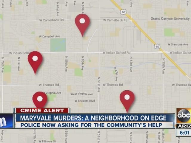 Maryvale neighborhood on edge