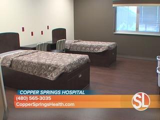New hospital offers hope