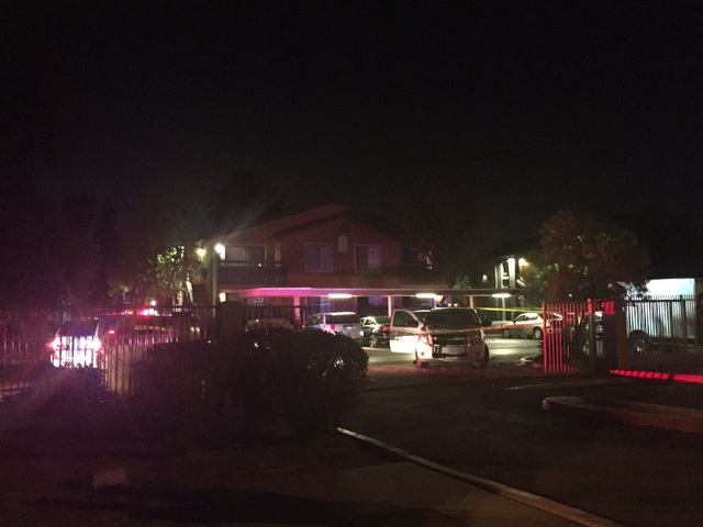 PHX PD: 2 adults hospitalized in shooting