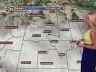 FORECAST: Hot, dust and storm threat