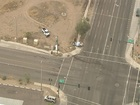 FD: Woman killed in north Phoenix crash