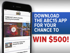 Download ABC15 app for chance to win $500