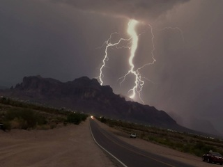 FORECAST: More monsoon storms possible