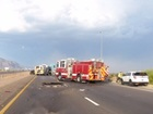 DPS: Deadly 3-car collision shuts down US 60