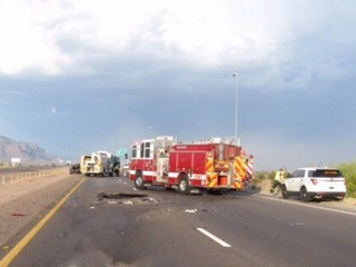 US-60 reopens after deadly 3-car crash