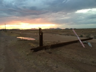 Wind topples 40+ power poles near San Tan Valley