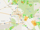 RADAR: Track storms around Valley