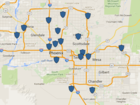 MAP: Fourth of July DUI patrols