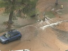 Water main break causes flooding in Tempe